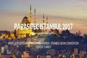PARASITEC 2017  - Istanbul