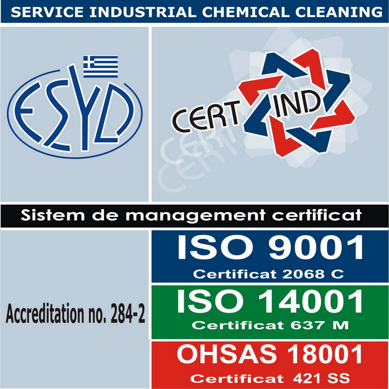Chemical Cleaning Services : Companie